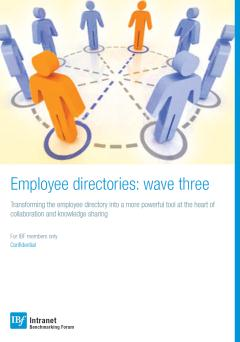 IBF Employee Directories Wave Three